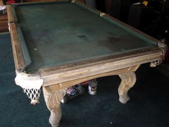 old-pool-table